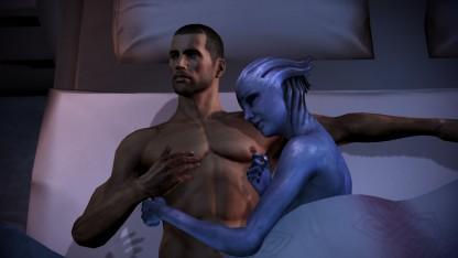 Вселенная Mass Effect и Mass Effect: Andromeda — самые «горячие» инопланетянки