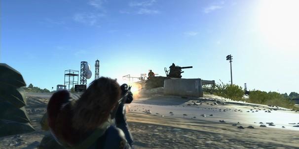 Что есть в Metal Gear Solid V: Ground Zeroes