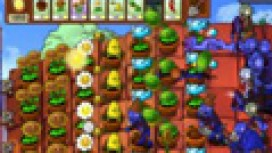 """Коды по """"Plants vs. Zombies"""""""