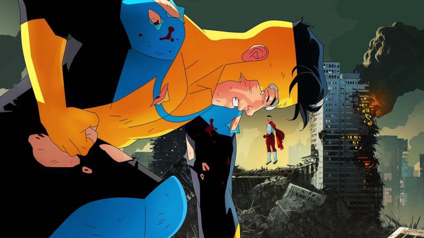 Обзор сериала «Неуязвимый». «Человек-паук» встречает «Пацанов»