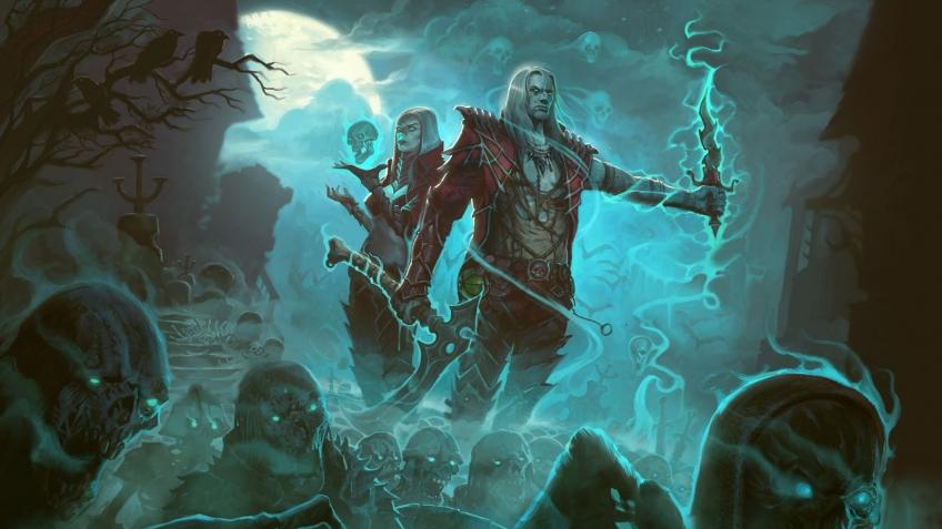 Некромант в Diablo 3. Мы уже поиграли!