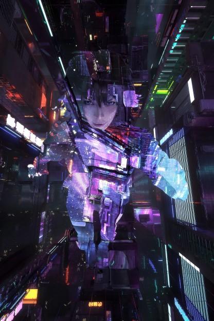 Косплей недели: «Призрак в доспехах», Mortal Kombat 9, LoL, «Ведьмак», Cyberpunk 2077