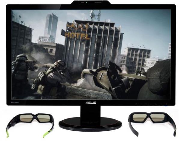 Повторное погружение. Тестирование технологии NVIDIA 3D Vision 2