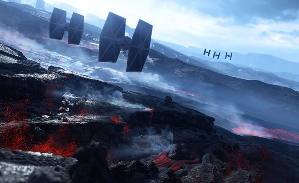 Эпизодические войны. Обзор Star Wars Battlefront
