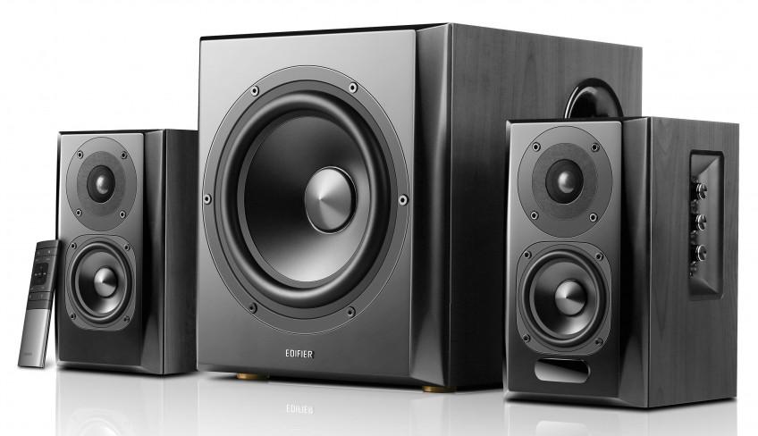Тест акустики Edifier S351DB. Наконец-то крутой звук!