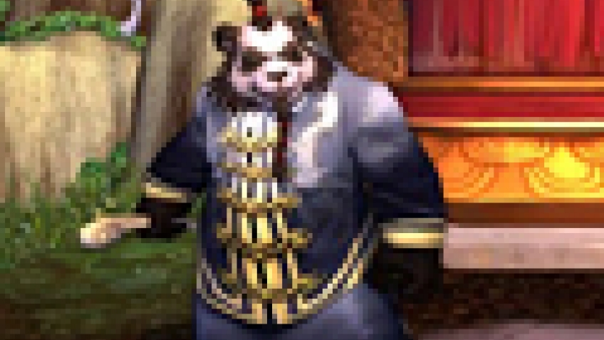 Мишка на сервере. Панды и покемоны в World of Warcraft
