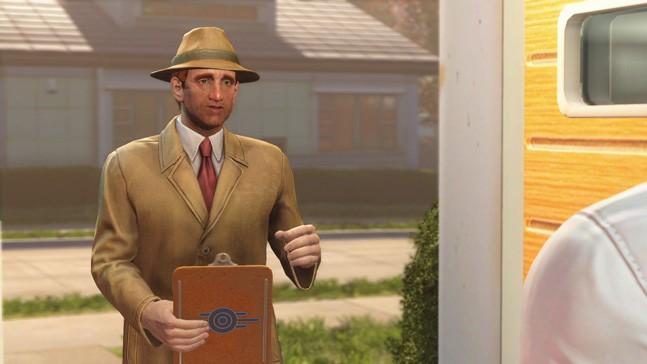 Закрытый показ Fallout 4: «Добро пожаловать домой»