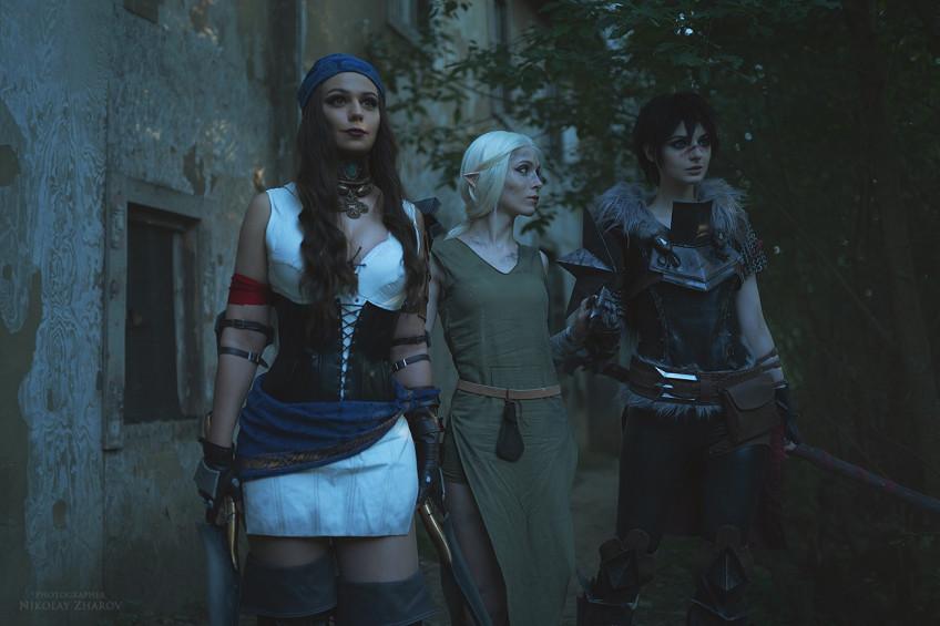 Косплей недели: Silent Hill, Dragon Age, Devil May Cry 4, Warcraft, Overwatch