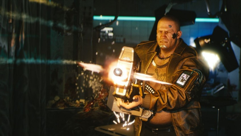 Обзор нового геймплея Cyberpunk 2077