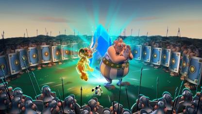 Первые впечатления от Asterix & Obelix XXL3 — The Crystal Menhir