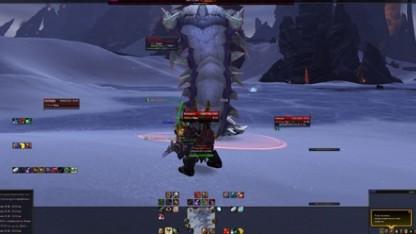World of Warcraft: модификации для ультраширокого «Легиона»