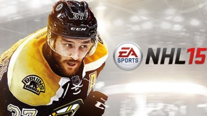 Gamescom 2014: NHL 15
