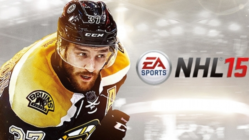 Gamescom 2014: NHL 15