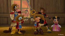 Вы не готовы. Обзор Kingdom Hearts HD2.8: Final Chapter Prologue
