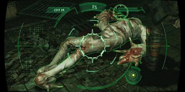 Resident Evil: Revelations HD