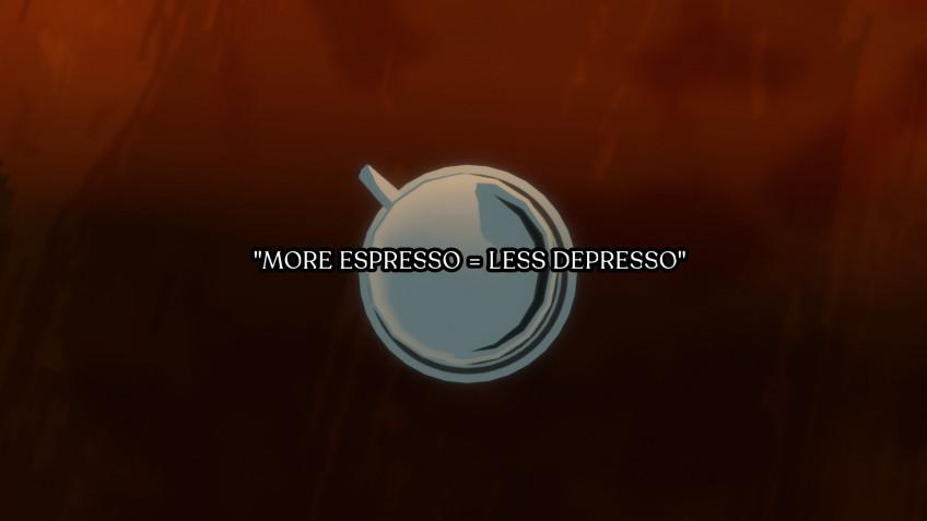 Necrobarista. Любовь, смерть и кофе