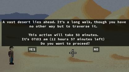 Don't Escape: 4 Days in a Wasteland. Мир, которого больше нет
