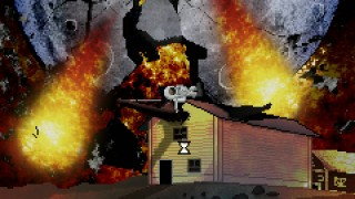Don't Escape:4 Days in a Wasteland. Мир, которого больше нет