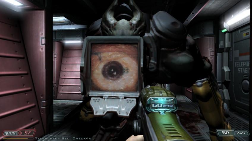 Doom 3 рецензия игромании 5252