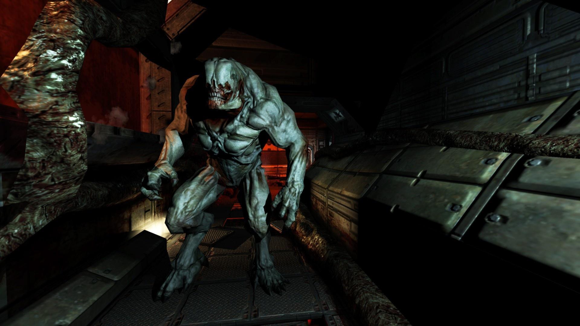 Doom 3 исполнилось 15 лет. Из ада в чистилище