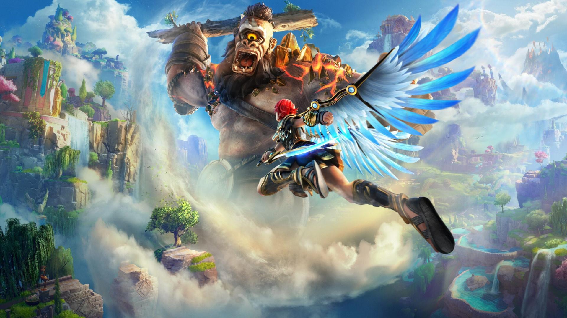 Обзор Immortals Fenyx Rising. Бессмысленный эксперимент Ubisoft
