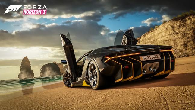 Проездом по фестивалю Forza Horizon 3