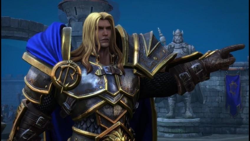 Обзор Warcraft III: Reforged. Жадность Артаса сгубила