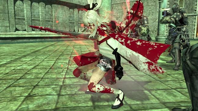Bayonetta 2 — слэшер года