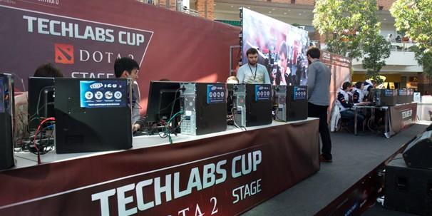 TECHLABS Cup 2014: Открытие сезона