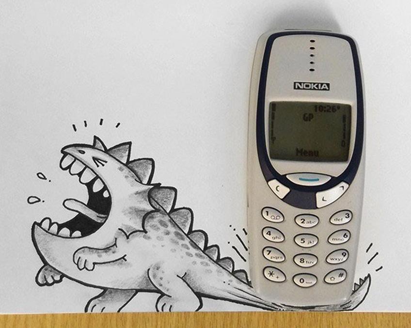 Картинки телефоны с приколами