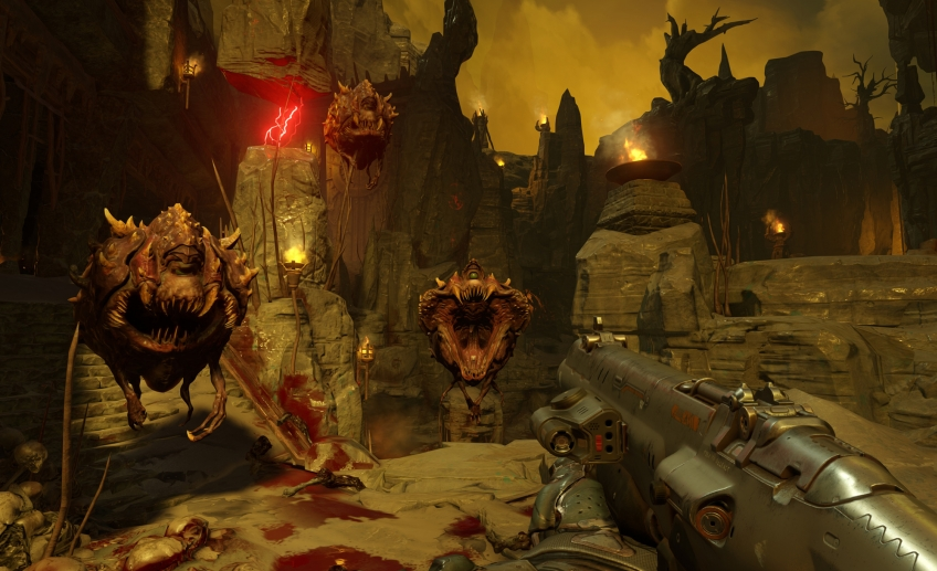 Лучшие игры для 21:9: DOOM, Battlefield 1, World of Warcraft: Legion
