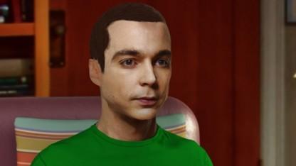 The Sims4. Роли исполняли: Шелдон, Барни, Чендлер и другие