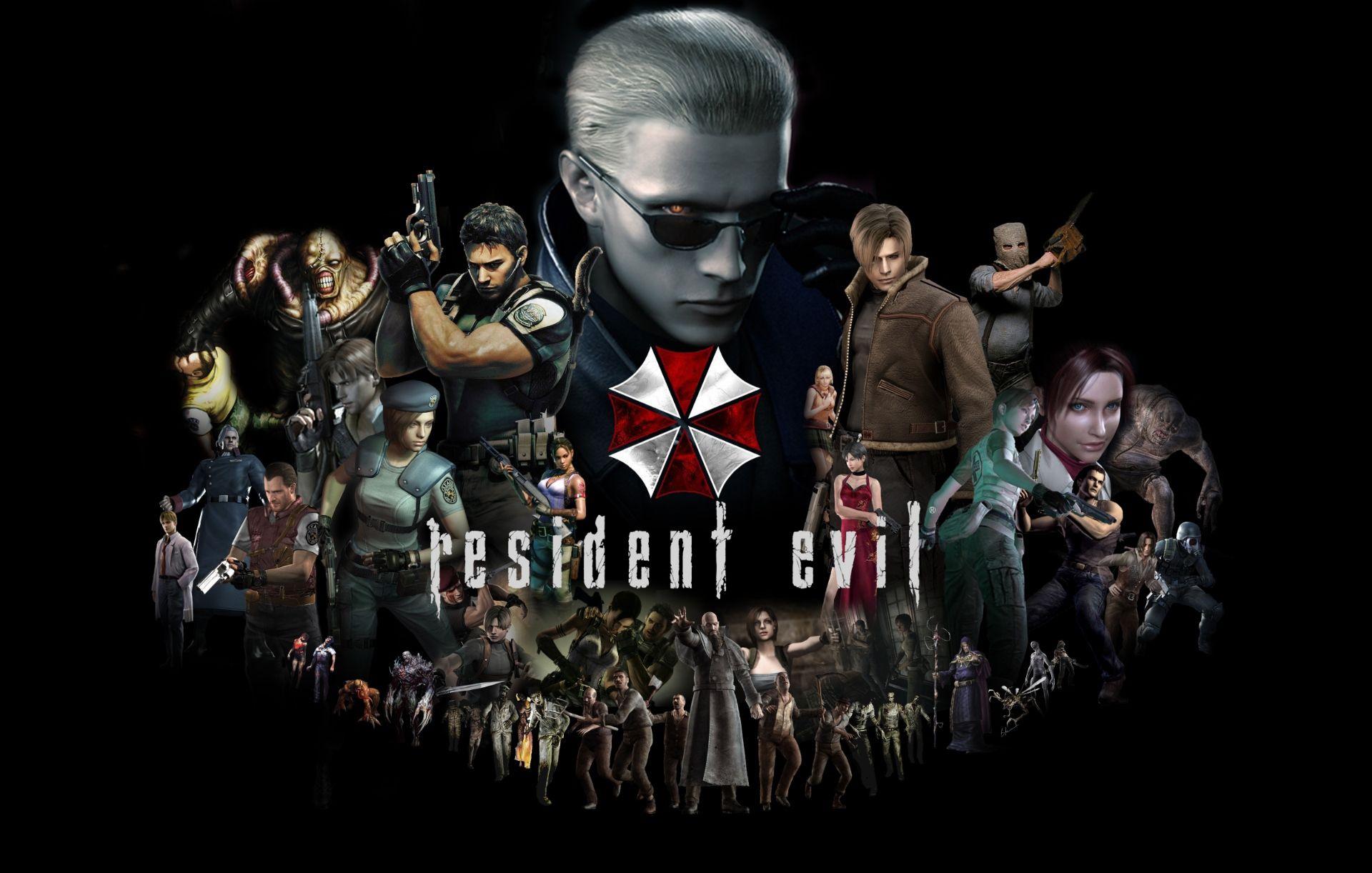 Ты не пройдёшь! Самый сложный тест по Resident Evil