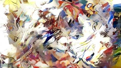 Как нейросети имитируют искусство? Абстракционизм глазами машин