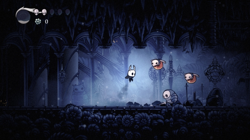 Let it Die, 2Dark, Kona, Downward и Hollow Knight. Большая инди-минутка