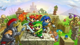 Триединство. Обзор The Legend of Zelda: Tri Force Heroes