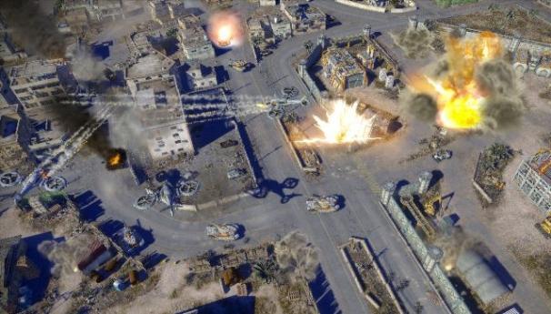 Генералы с печальной карьерой. Command & Conquer: Generals 2
