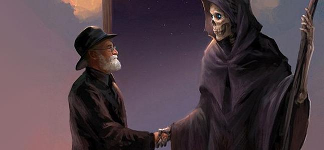 Терри Пратчетт и его Смерть