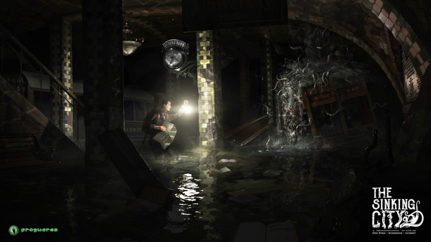 Sinking City. Ктулху фхтагн!