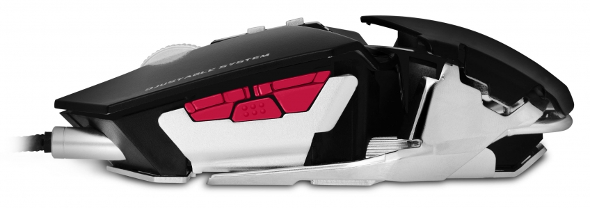 Игровая мышка-трансформер SVEN RX-G985