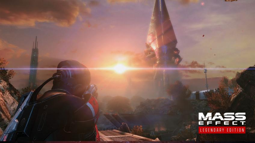 Превью Mass Effect Legendary Edition. Шепард жив!