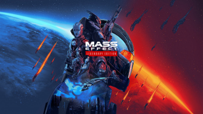 Превью Mass Effect Legendary Edition. Шепард жив!