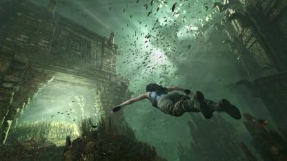 Ныряем! Как реализуют подводное плавание в играх
