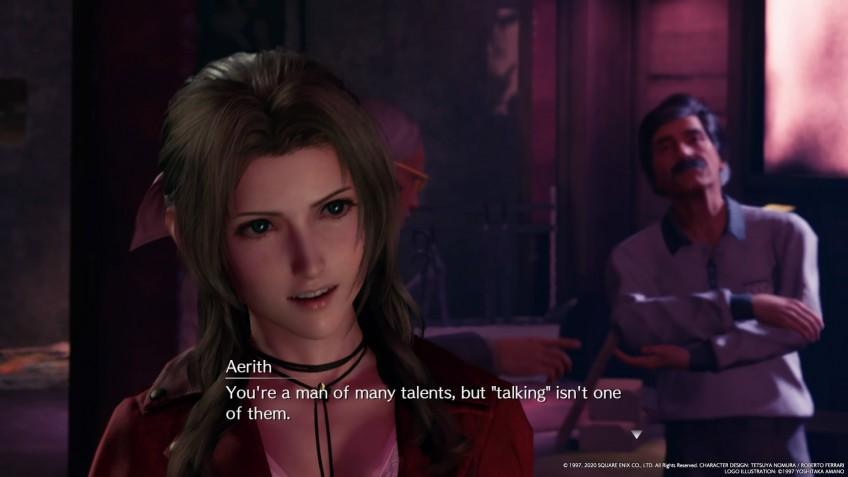 Рецензия на Final Fantasy VII Remake. You can(not) Rebuild