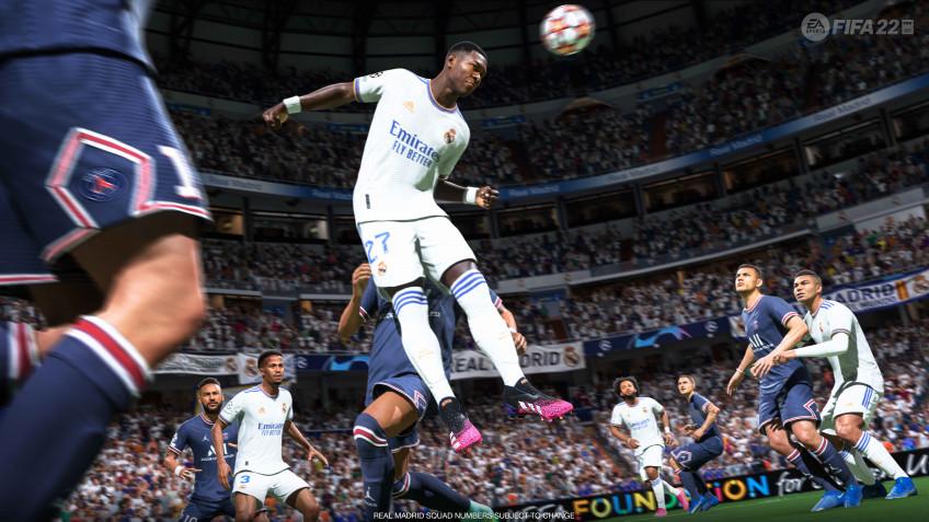 Превью FIFA 22. Добро пожаловать, или без PS5 и Xbox Series вход воспрещён