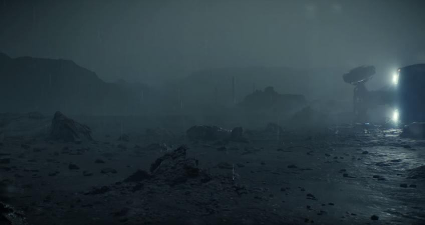 Разбор трейлера Death Stranding с TGA 2017. Чем удивил Хидэо Кодзима