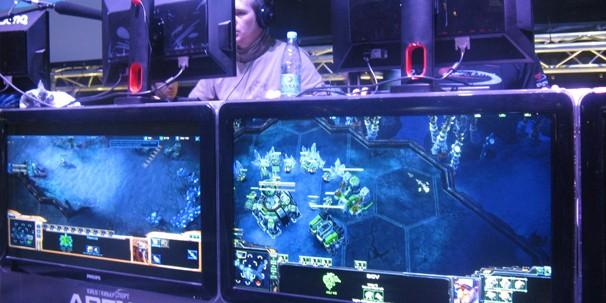 Вести с полей битв Intel Extreme Masters GC: Kiev