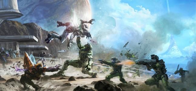 Вселенная Halo: путеводитель для чайников