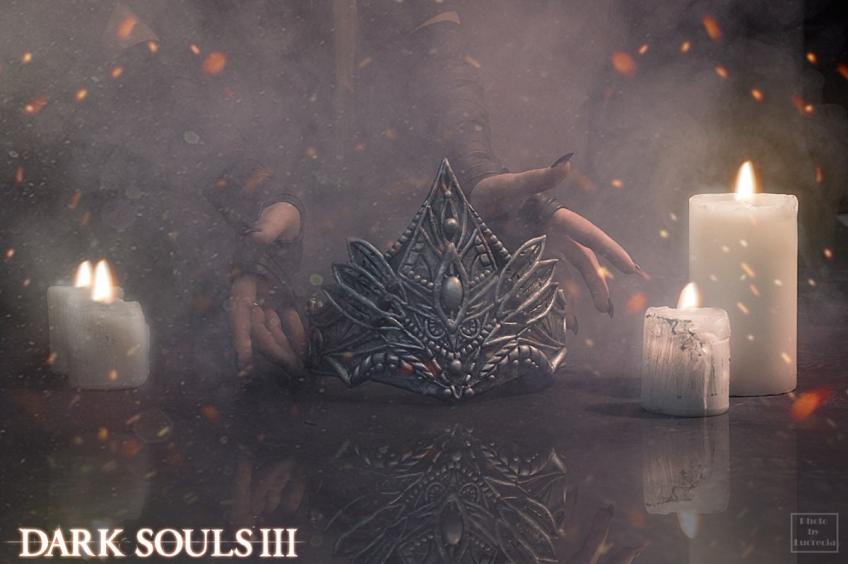 Пятничный косплей: Wolfenstein, Street Fighter, Dark Souls 3
