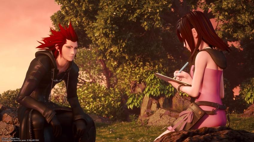 Первый взгляд на Kingdom Hearts III. Как играется новичку?